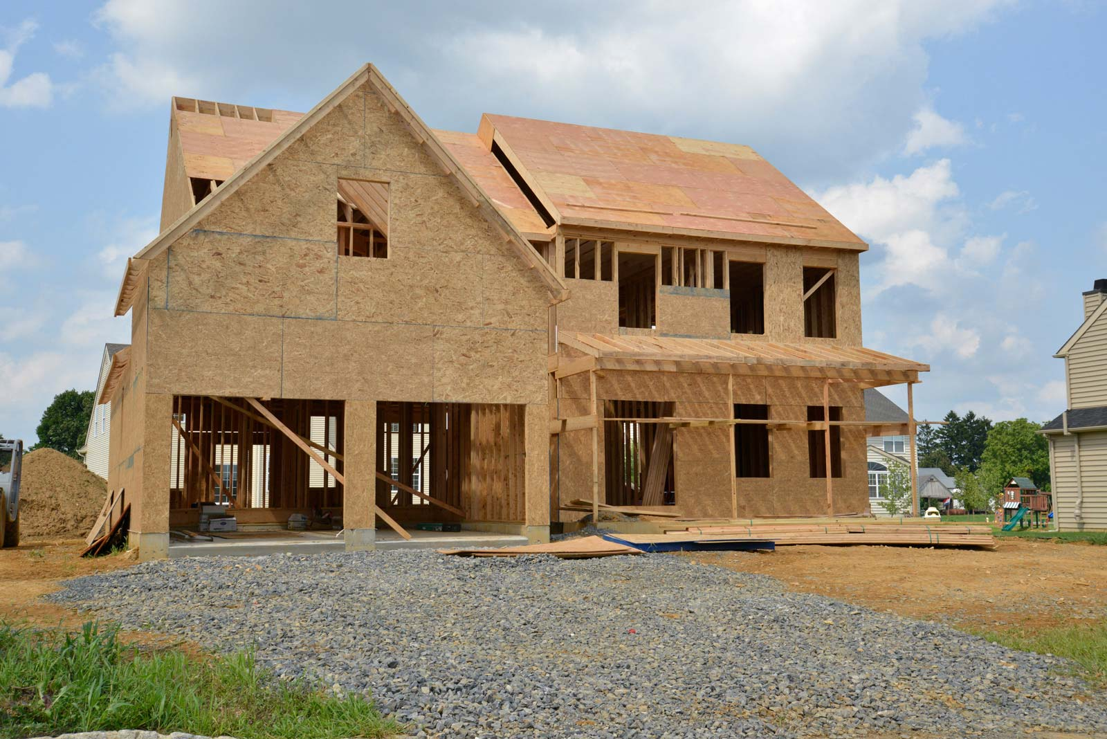 New Construction Inspection service
