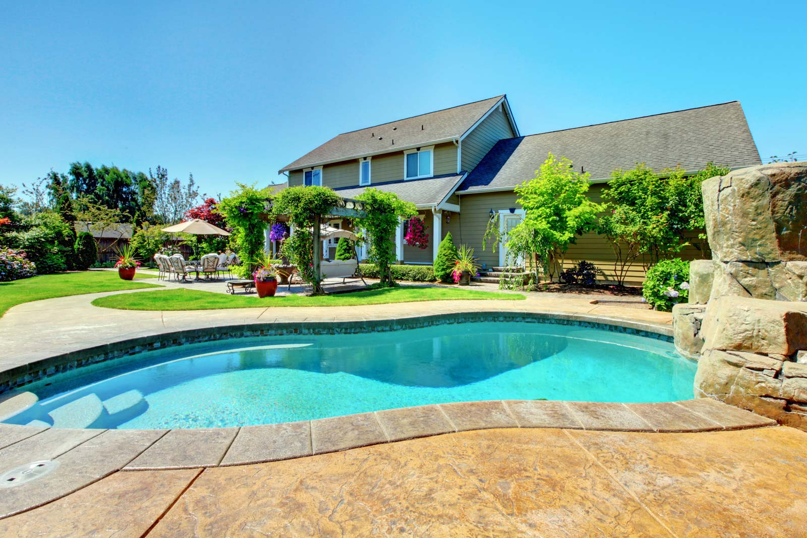 swimming pool inspection service